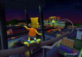 Simpsons Skateboarding  Archiv - Screenshots - Bild 2