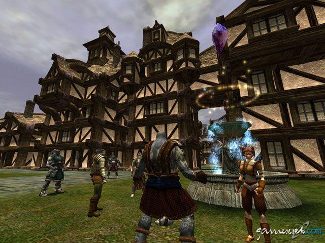 Asheron's Call 2  Archiv - Screenshots - Bild 16
