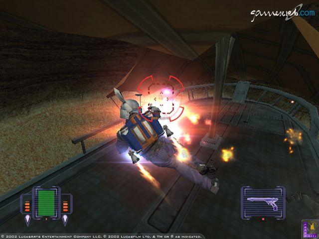 Star Wars Bounty Hunter  Archiv - Screenshots - Bild 6
