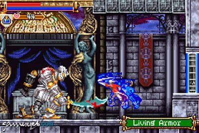 Castlevania: Circle of the Moon - Screenshots - Bild 7