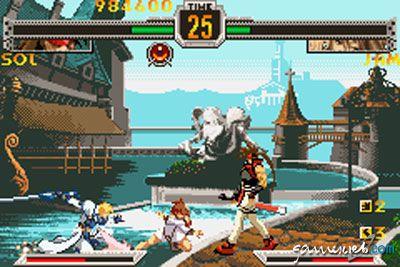 Guilty Gear X: Advance Edition - Screenshots - Bild 2
