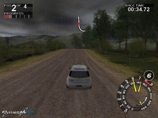 Rallisport Challenge - Screenshots - Bild 8