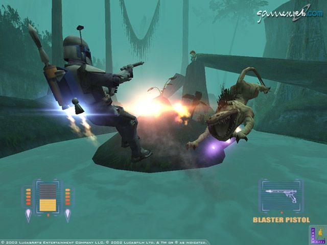 Star Wars Bounty Hunter  Archiv - Screenshots - Bild 16