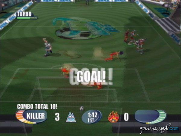 Sega Soccer Slam - Screenshots - Bild 12