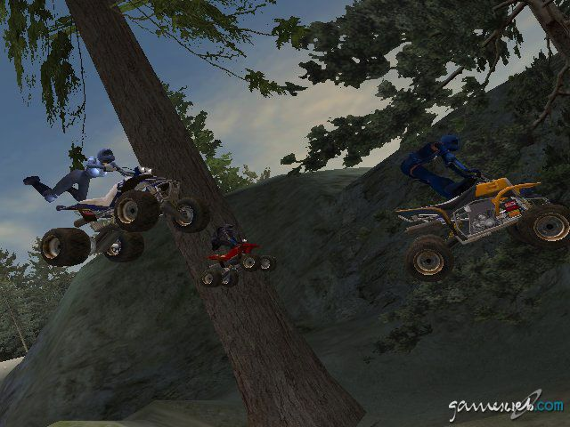 ATV: Quad Power Racing 2  Archiv - Screenshots - Bild 46