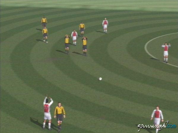 Pro Evolution Soccer 2 - Screenshots - Bild 19