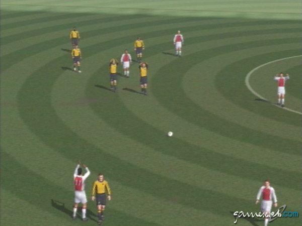 Pro Evolution Soccer 2 - Screenshots - Bild 19