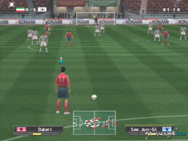 Pro Evolution Soccer 2 - Screenshots - Bild 14