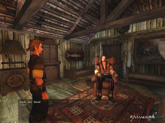 Gothic 2 - Screenshots - Bild 4