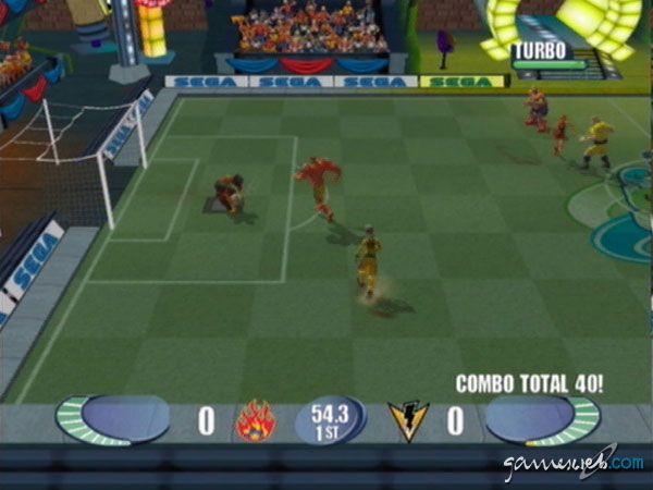 Sega Soccer Slam - Screenshots - Bild 10