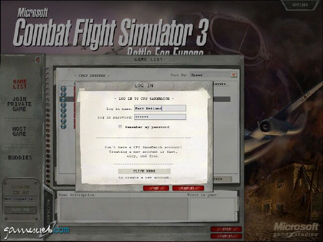 Combat Flight Simulator 3 - Screenshots - Bild 5
