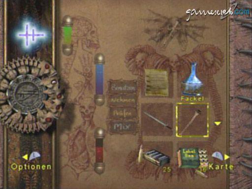 Eternal Darkness - Screenshots - Bild 5