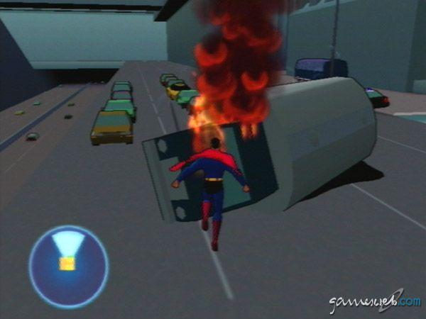 Superman: Shadow Of Apokolips - Screenshots - Bild 4