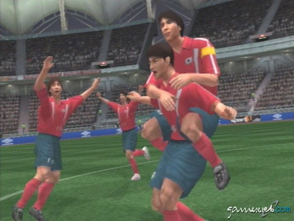 Pro Evolution Soccer 2 - Screenshots - Bild 16