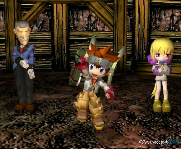 Evolution Worlds  Archiv - Screenshots - Bild 2