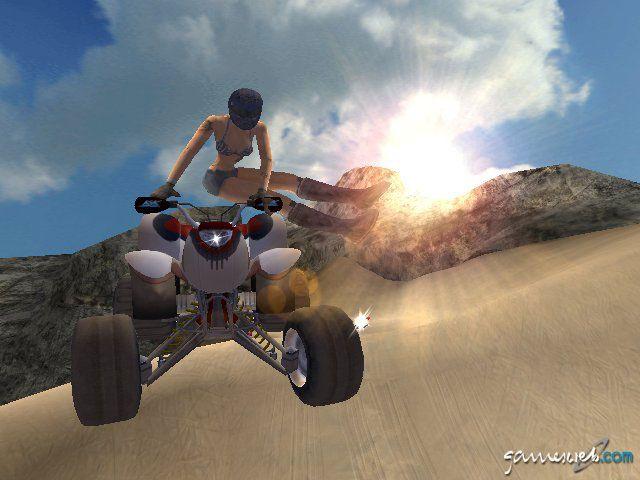 ATV: Quad Power Racing 2  Archiv - Screenshots - Bild 37