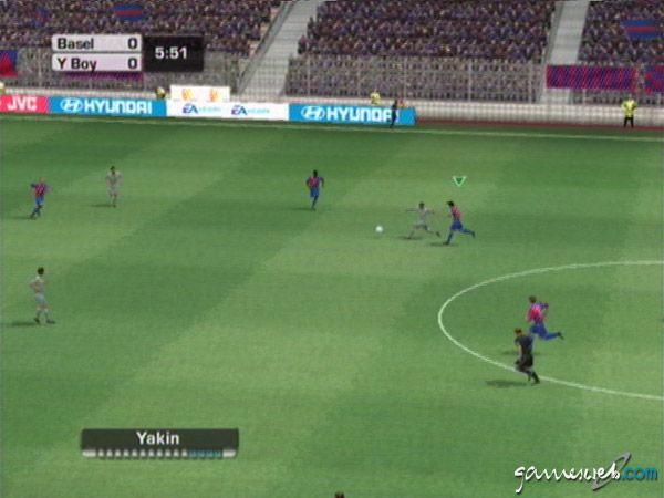 FIFA 2003 - Screenshots - Bild 12