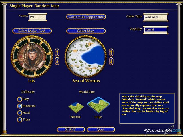 Age of Mythology - Screenshots - Bild 19
