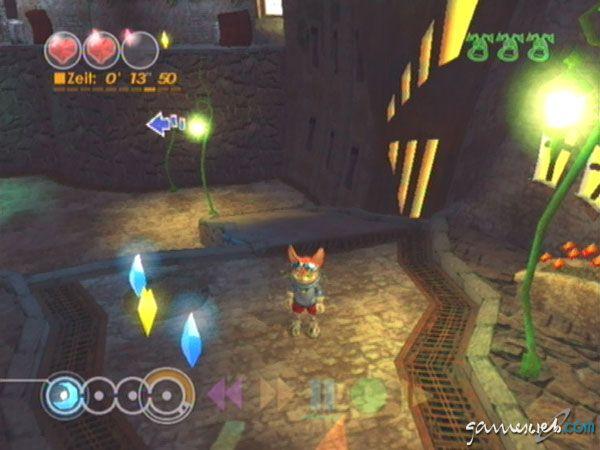 Blinx: The Time Sweeper - Screenshots - Bild 4