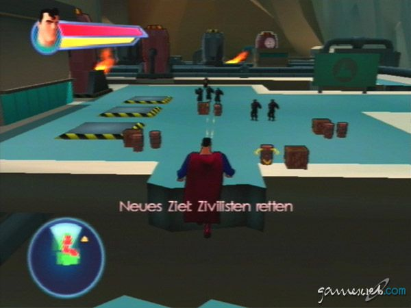 Superman: Shadow Of Apokolips - Screenshots - Bild 7
