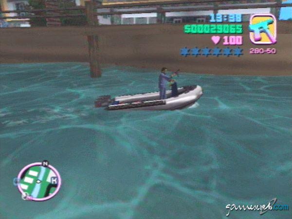 Grand Theft Auto: Vice City - Screenshots - Bild 28