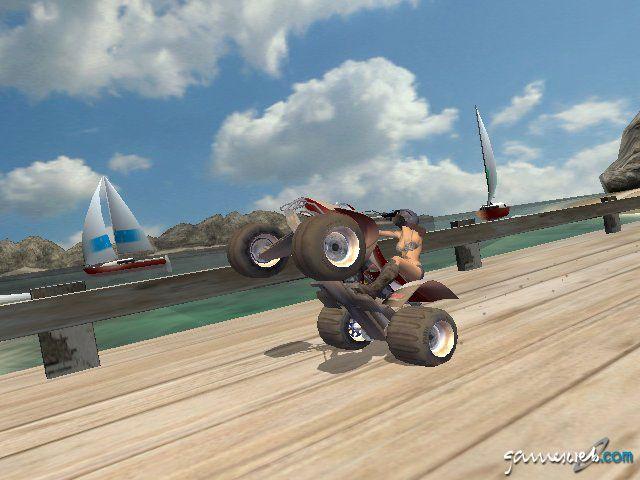 ATV: Quad Power Racing 2  Archiv - Screenshots - Bild 43