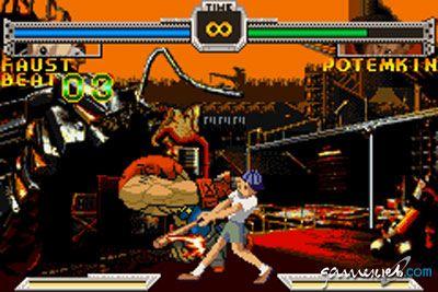 Guilty Gear X: Advance Edition - Screenshots - Bild 12