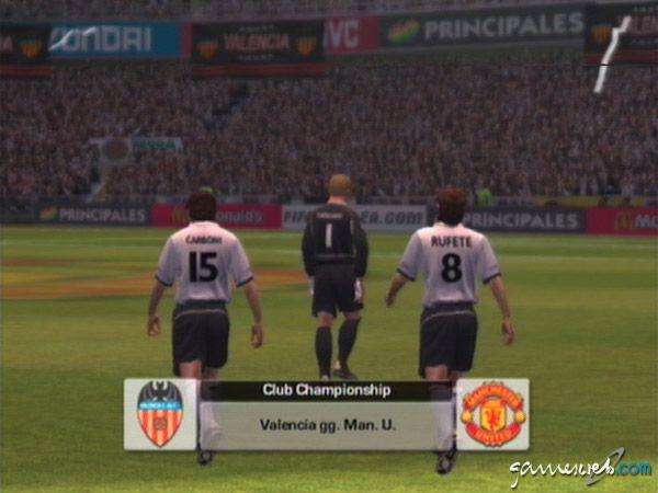 FIFA 2003 - Screenshots - Bild 13