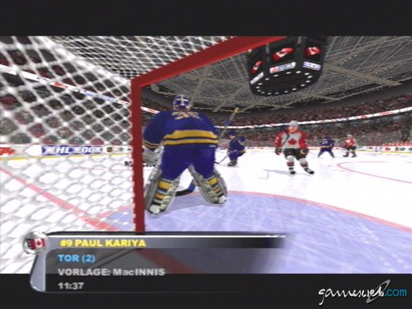 NHL 2003 - Screenshots - Bild 2