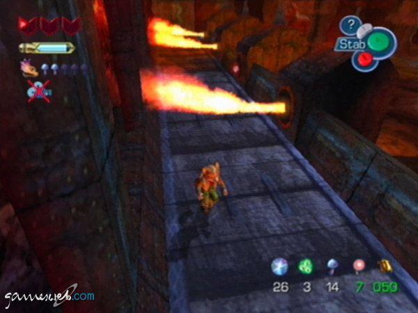 Starfox Adventures - Screenshots - Bild 21