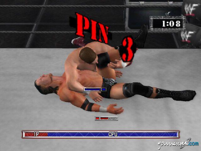 WWF Raw - Screenshots - Bild 16