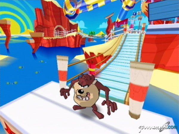 Taz Wanted - Screenshots - Bild 8