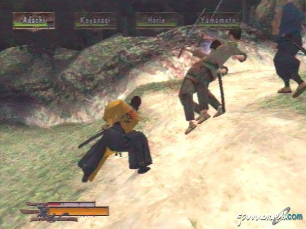 Way of the Samurai - Screenshots - Bild 4