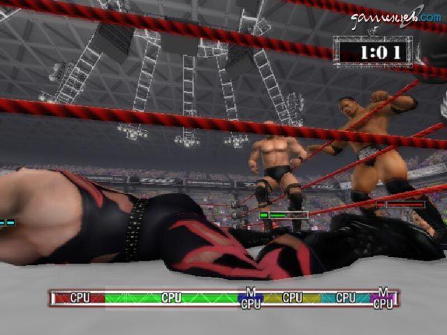 WWF Raw - Screenshots - Bild 6