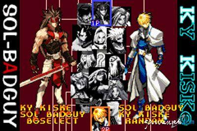 Guilty Gear X: Advance Edition - Screenshots - Bild 9