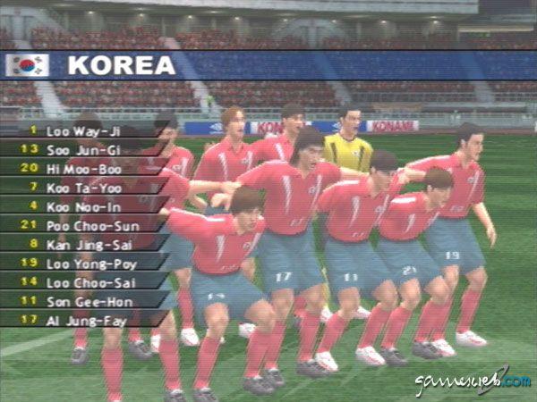 Pro Evolution Soccer 2 - Screenshots - Bild 6