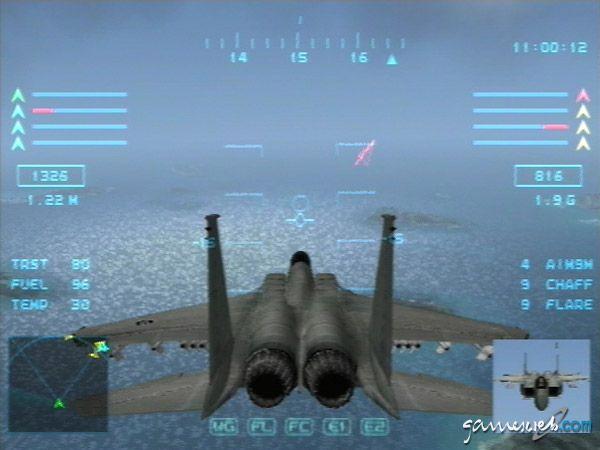 Lethal Skies - Screenshots - Bild 9