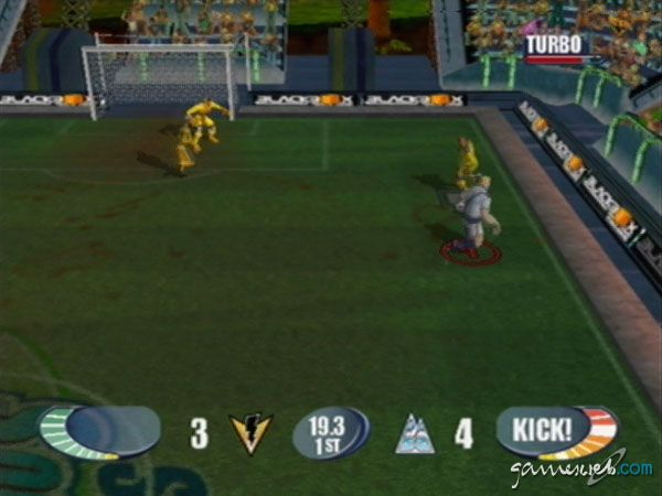 Sega Soccer Slam - Screenshots - Bild 5