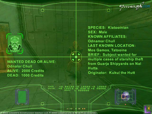 Star Wars Bounty Hunter  Archiv - Screenshots - Bild 11