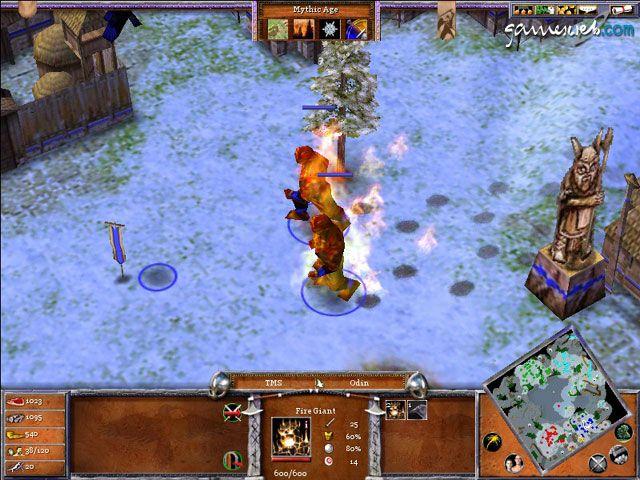 Age of Mythology - Screenshots - Bild 20