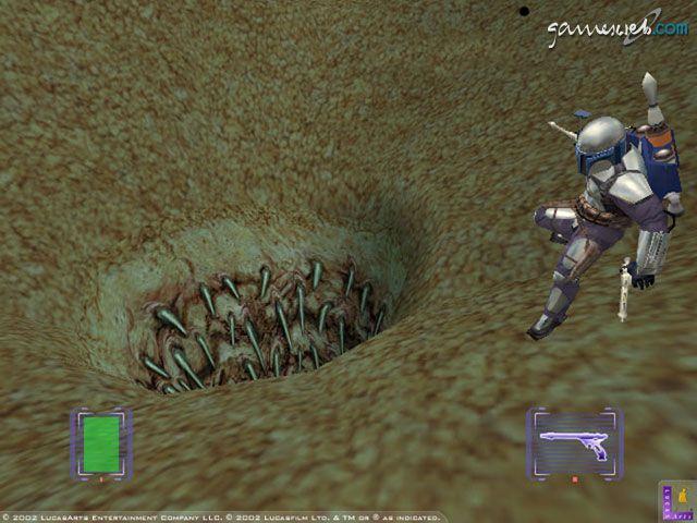 Star Wars Bounty Hunter  Archiv - Screenshots - Bild 17