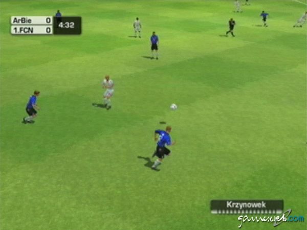 FIFA 2003 - Screenshots - Bild 8