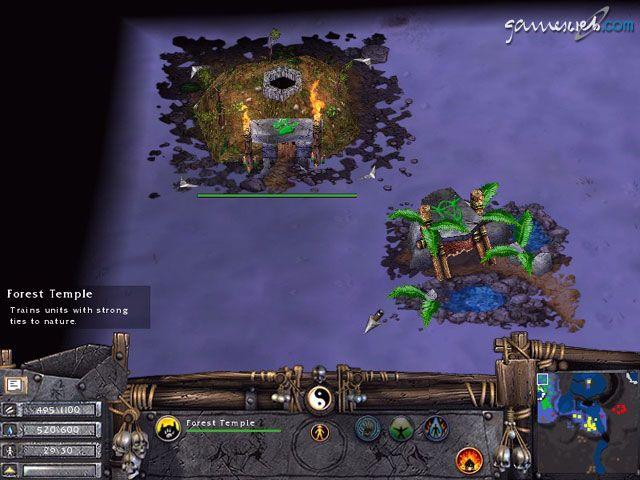 Battle Realms - Screenshots - Bild 19