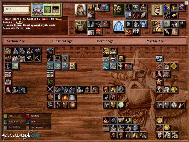 Age of Mythology - Screenshots - Bild 4