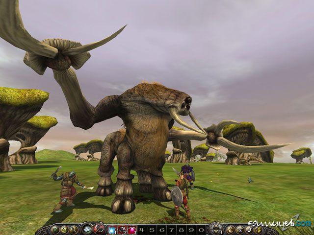 Asheron's Call 2  Archiv - Screenshots - Bild 28