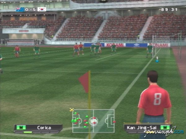 Pro Evolution Soccer 2 - Screenshots - Bild 12