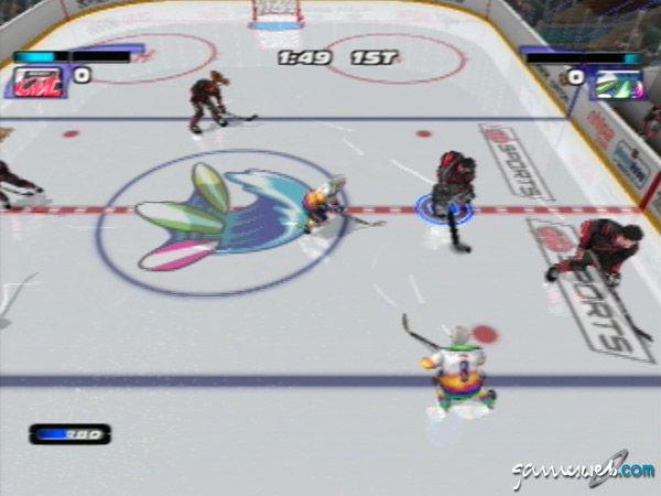 NHL Hitz 20-03 - Screenshots - Bild 14
