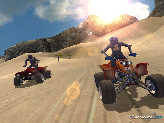 ATV: Quad Power Racing 2  Archiv - Screenshots - Bild 36