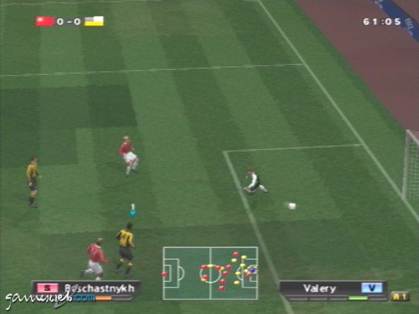 Pro Evolution Soccer 2 - Screenshots - Bild 9