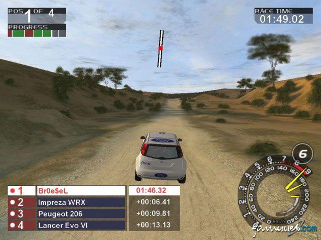 Rallisport Challenge - Screenshots - Bild 15